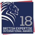 Integrity – nominated for two 2018 British Expertise Awards