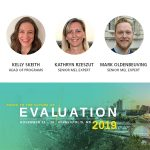 Integrity to participate in the American Evaluation Association's 33rd Annual Conference
