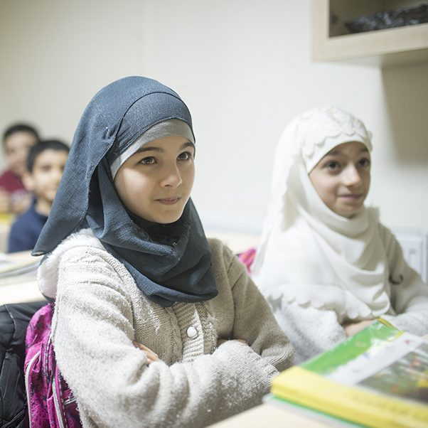 Recently Completed: Research to improve the quality of teaching and learning inside Syria