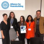 Integrity's Giselle Lopez Joins Two Panels at PeaceCon 2019 in Washington, DC